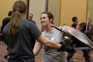 Sword&Shield Class at the Advanced Combat Intensive. Credit: FightGuy Photography