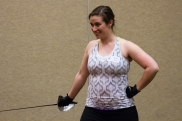Single Sword Class at the Advanced Combat Intensive. Credit: FightGuy Photography